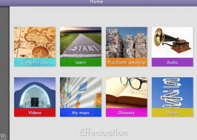 Effectuation iPad App